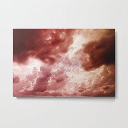 Dream Clouds Metal Print