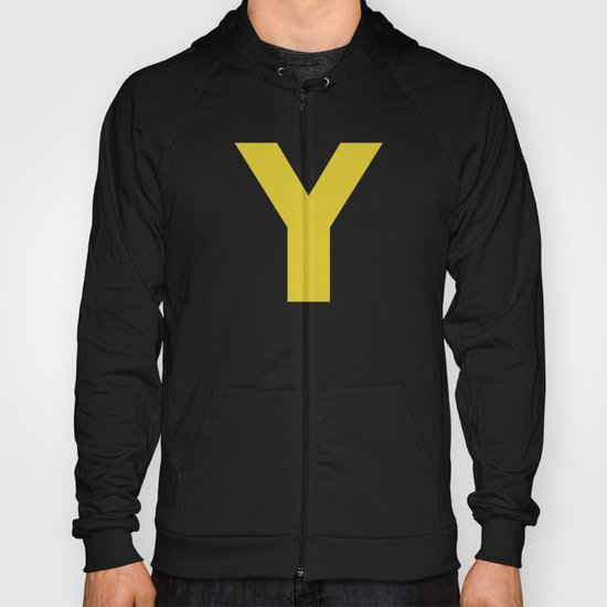 Y is for... Hoody