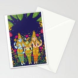 Madurai Meenakshi Sundareshwar Stationery Cards