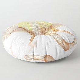 X-ray Art Elephant Floor Pillow