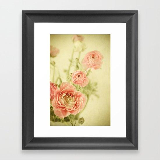 Sweet Spring Framed Art Print