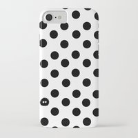 dots iPhone & iPod Cases featuring Dots by Arma