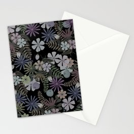 Modest flowers 2 Stationery Cards