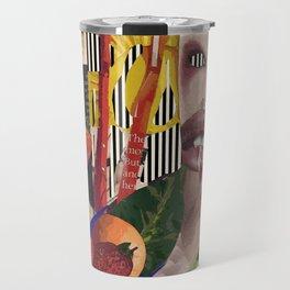 Toxic Tropic Travel Mug