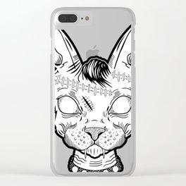 katfrenstein Clear iPhone Case