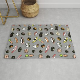 Sushi Friends Rug