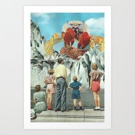 xSpectation Art Print