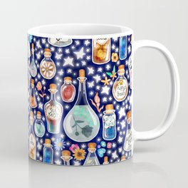 If Happiness Could Be Bottled  Coffee Mug