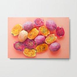 Indian figs Metal Print