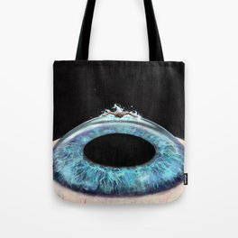 Swimming In My Mind's Eye Tote Bag