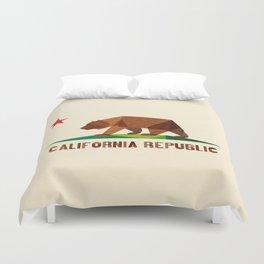 California Duvet Cover