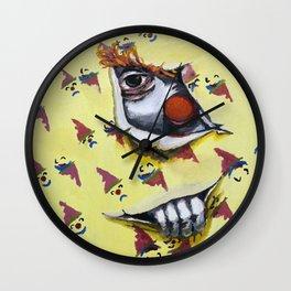 Clowny Wall Clock