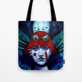 Molly and Spirit Tote Bag