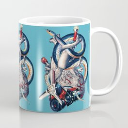 Heart of Illuminati Coffee Mug