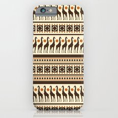 Giraffe Safari iPhone 6s Slim Case