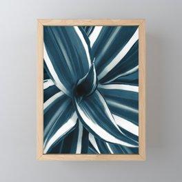 White Jewel - Dracaena Delight #1 #tropical #decor #art #society6 Framed Mini Art Print
