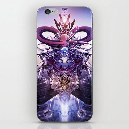 Overseer iPhone Skin