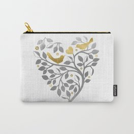 Love Branch Carry-All Pouch