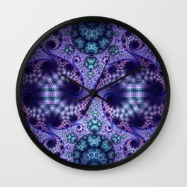 A never ending visual journey Wall Clock