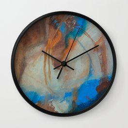 Elements of Nature Wall Clock