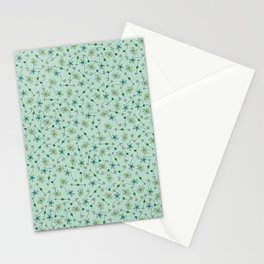 Types of Neurons on Mint Stationery Cards