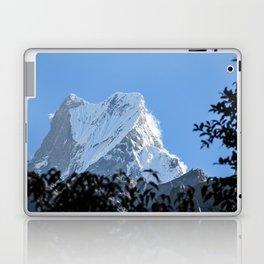 Machapuchare summit Laptop & iPad Skin