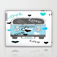Love Bus Laptop & iPad Skin