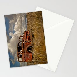 Summer Drive Stationery Cards