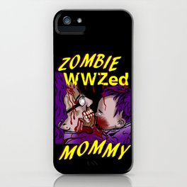 WWZed iPhone Case