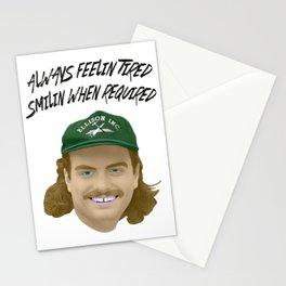 Mac DeMarco - Always Feelin Tired Stationery Cards