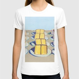 Classical Masterpiece Cake Rows, 1920 T-shirt