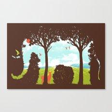 A Great Escape Canvas Print