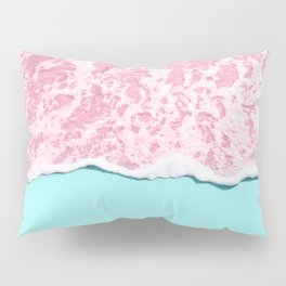 PINK SEA Pillow Sham
