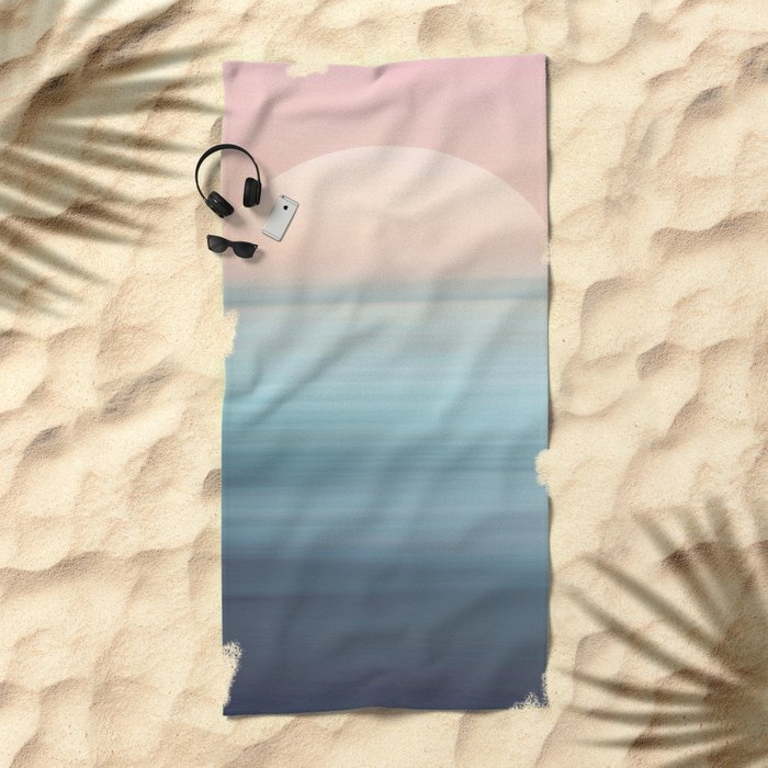 You Are Free Beach Towel