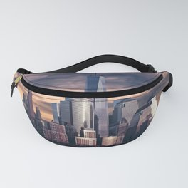 Dramatic City Skyline - NYC Fanny Pack