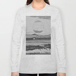 Gray Waterside Long Sleeve T-shirt