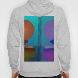 Many sides of life ... Hoody