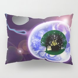 ANOTHER RETURN TO CONTINUE THE JOURNEY Pillow Sham