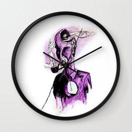 IT IS A TRAP Wall Clock