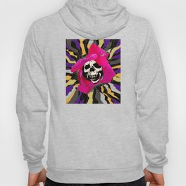 Seeing into the Soul Skull Art Hoody