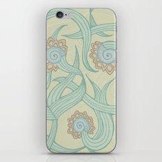 SEASHELLS iPhone & iPod Skin