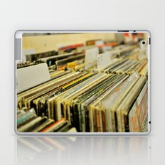 Come Put Your Records On Laptop & iPad Skin