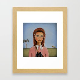Suzy Bishop Framed Art Print
