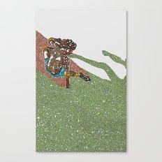 1977 Canvas Print