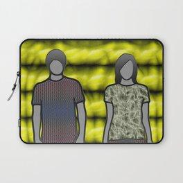 GIRL AND BOY Laptop Sleeve