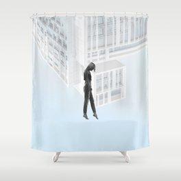 Woken from a Dream Shower Curtain