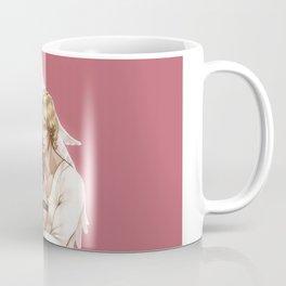 The Crow and the Eagle Coffee Mug