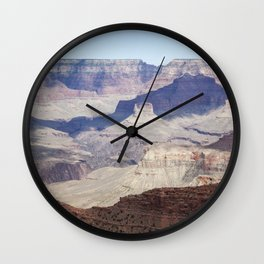 Grand Canyon Mather Point Wall Clock