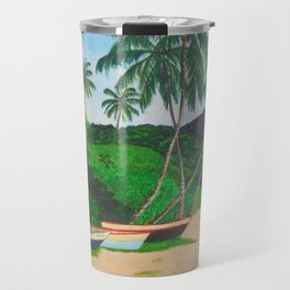 Beach House Travel Mug