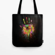 Artist Hand (1) Tote Bag